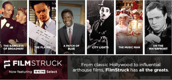 filmstruck sample movies