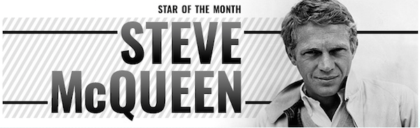 steve mcqueen tcm star of month