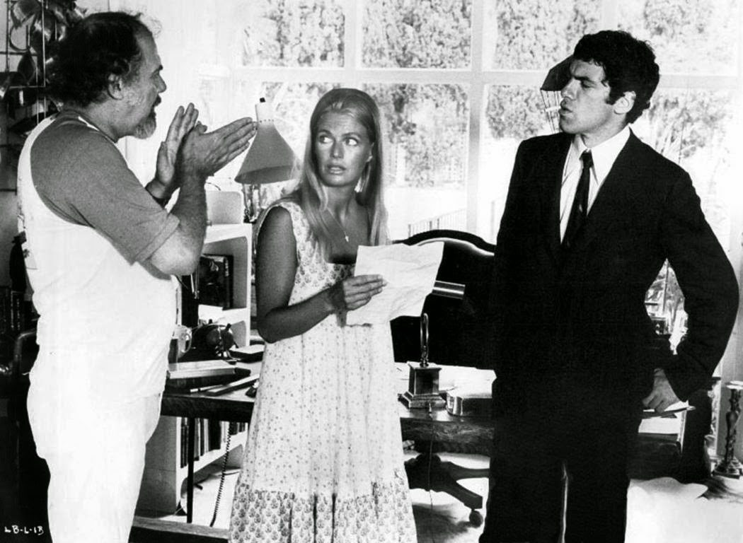 Altman directs Nina Van Pallandt and Elliott Gould.