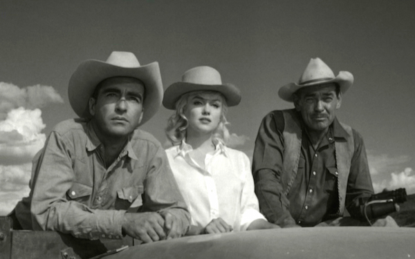 the misfits montgomery clift marilyn monroe clark gable