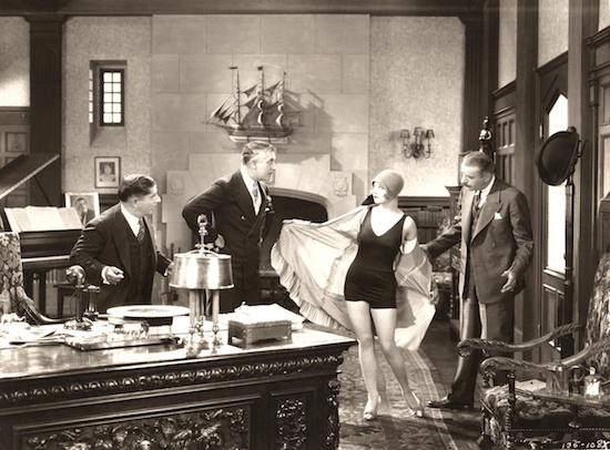 Still Shot from Show Girl (1928)