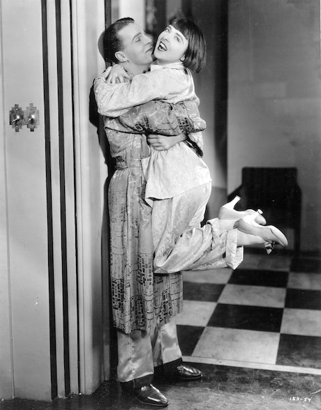 Colleen More and Neil Hamilton in Why Be Good? (1929)