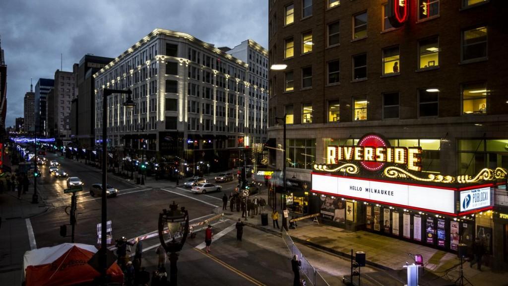 Donald O'Connor Riverside Theatre