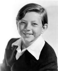 Young Donald O'Connor Smiling