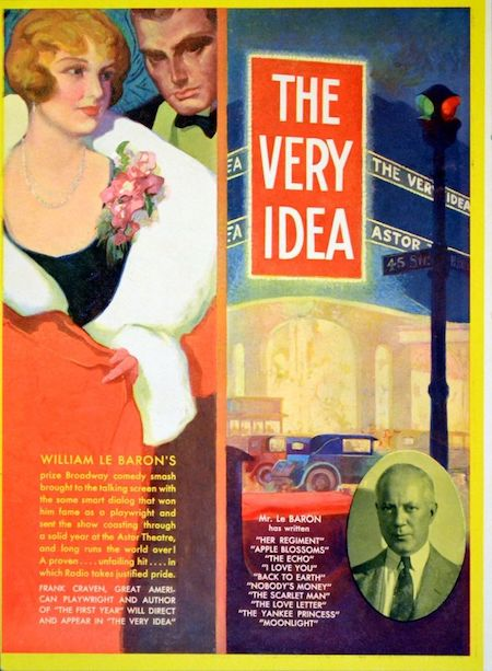 Atlanta Better FIlms Committee The Very Idea Poster (1939)