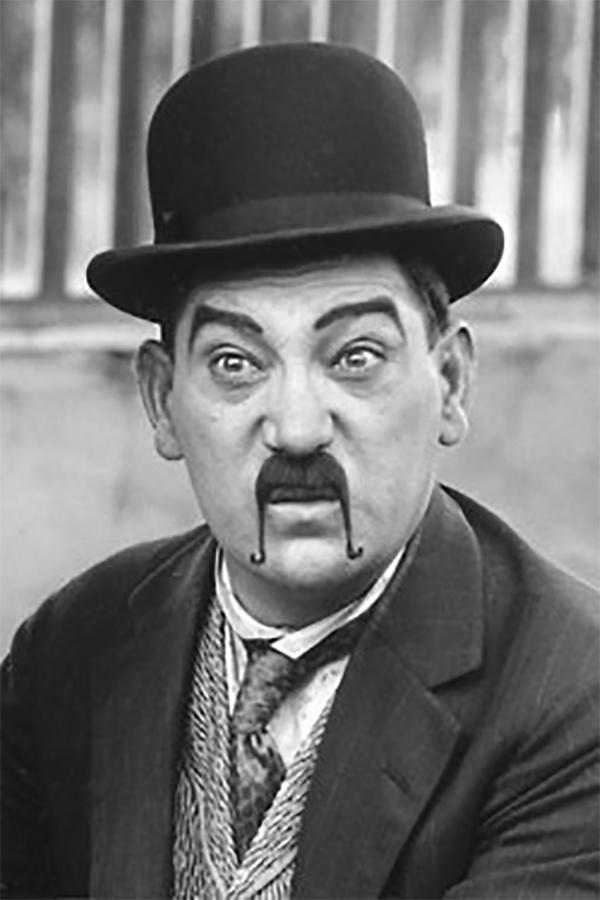 "Comedian Charles John ""Heinie"" Conklin"