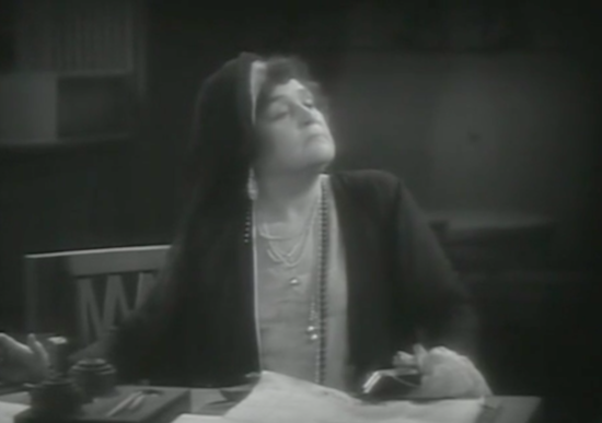 Outward Bound (1930) Alison Skipworth as Mrs.Cliveden-banks