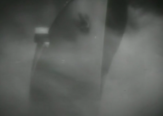 Outward Bound (1930) Ship at sea in the fog