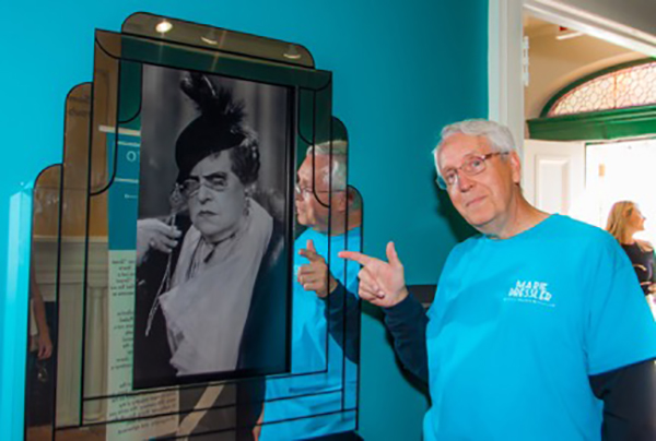 Rick Miller Marie Dressler Foundation and Museum