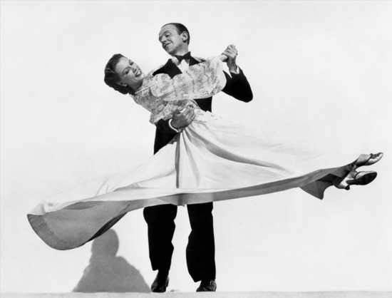 Broadway Melody of 1940 Fred Astiare and Eleanor Powell Dancing