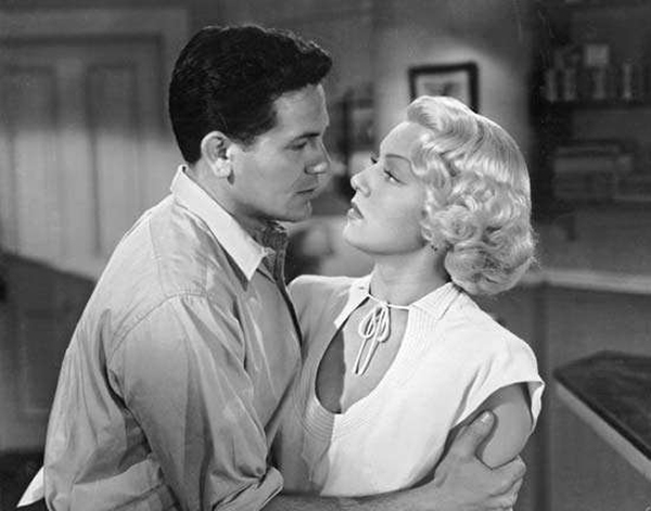 The Postman Always Rings Twice (1946) John Garfield and Lana Turner