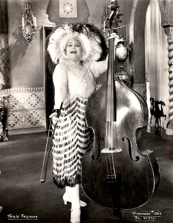 Trixie Friganza in My Bag o' Trix (1929)