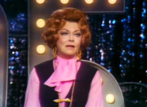 Vivian Blaine Performs Guys and Dolls' Adelaide's Lament at the 1971 Tony Awards