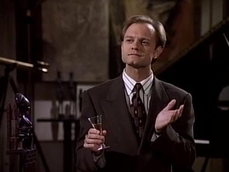 avid hyde pierce as niles on frasier