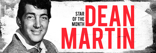 dean martin star of the month on tcm
