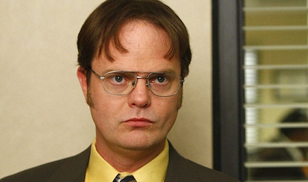 rainn wilson the office