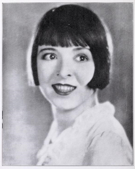 Colleen Moore Flapper Bob