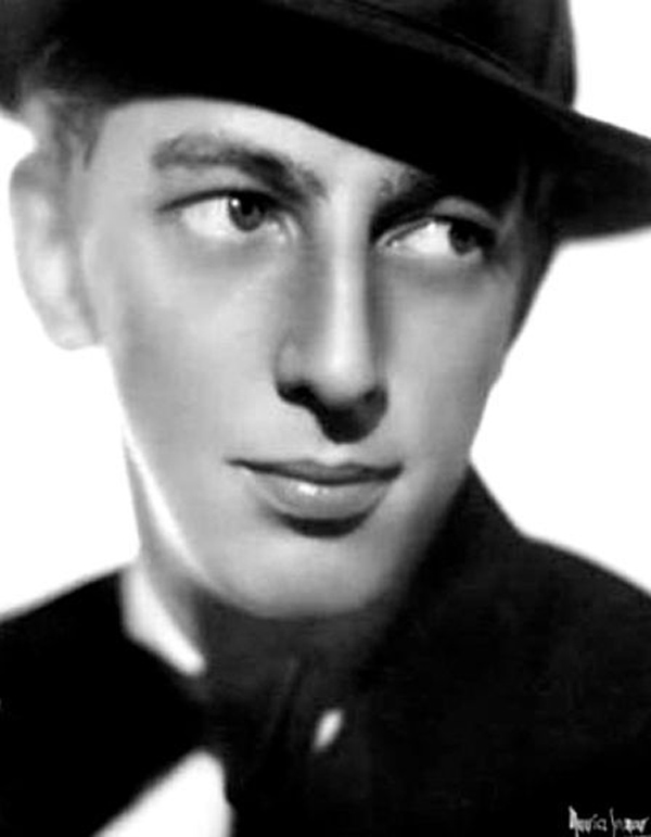 Young Ray Bolger