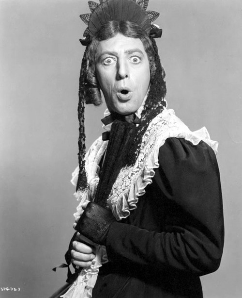 Ray Bolger as Charley Wykeham in Where's Charley (1952)