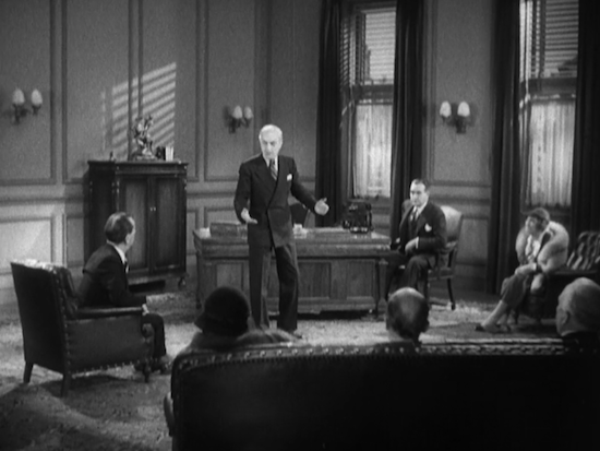 Scarface (1932) Citizen's Committee Group
