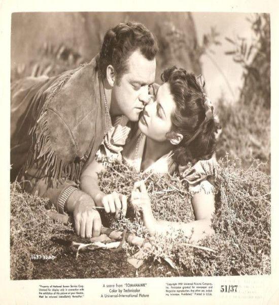Tomahawk (1951) Van Heflin, Yvonne De Carlo