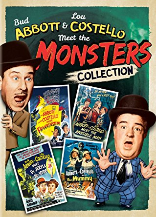 abbott and costello meet the monsters dvd collection