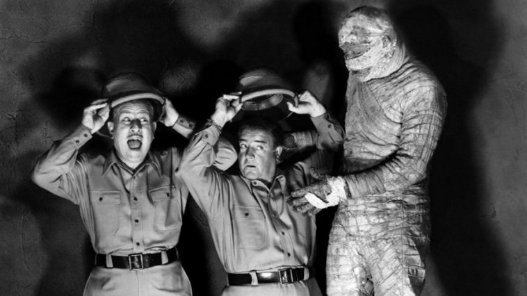 abbott and costello meet the mummy pix