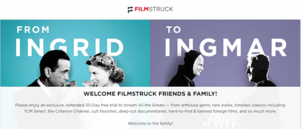 filmstruck coupon code