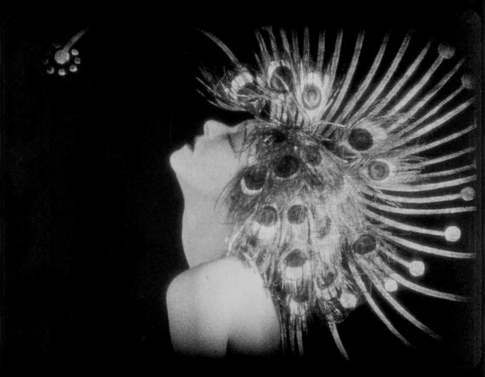 A scene from SALOME, part of the PIONEERS- FIRST WOMEN FILMMAKERS collection