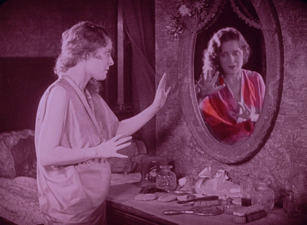 A scene from THE RED KIMONA, part of the PIONEERS- FIRST WOMEN FILMMAKERS collection