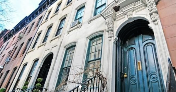 breakfast at tiffany's brownstone