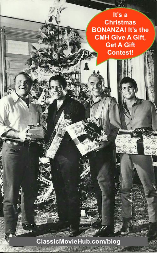 Bonanza Christmas CMH holiday contest