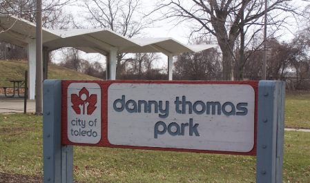 Danny Thomas Park Monument