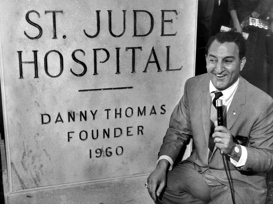 Danny Thomas St. Jude Children's Research Hospital