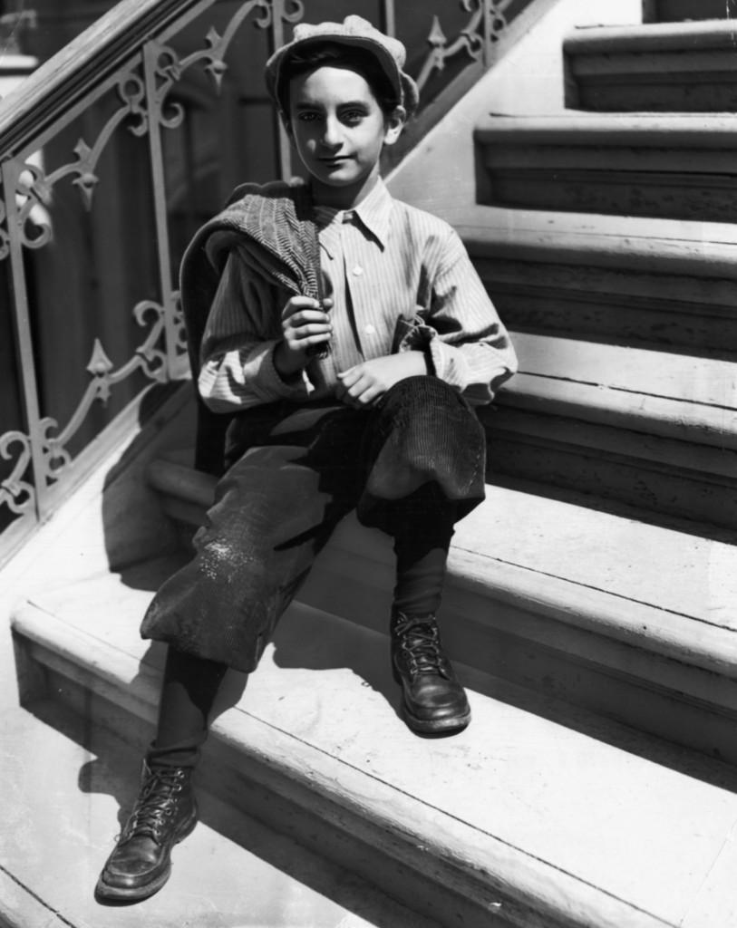 Danny thomas,age 9 1921