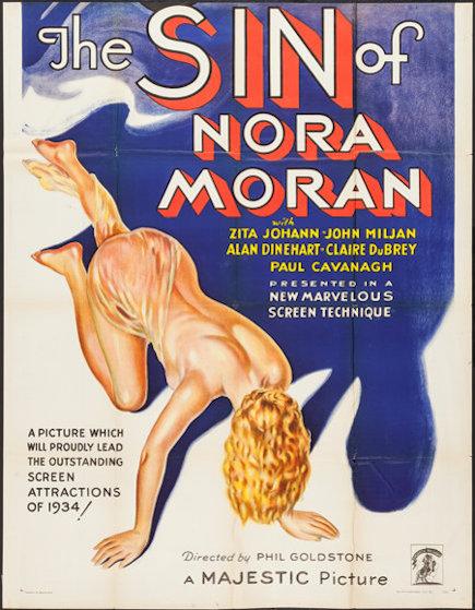 Nora Moran movie poster - PHOTO 2