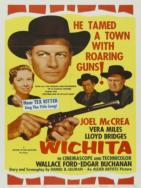 Wichita (1955) Movie Poster