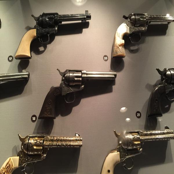 Autry Museum Wyatt Earp Gun