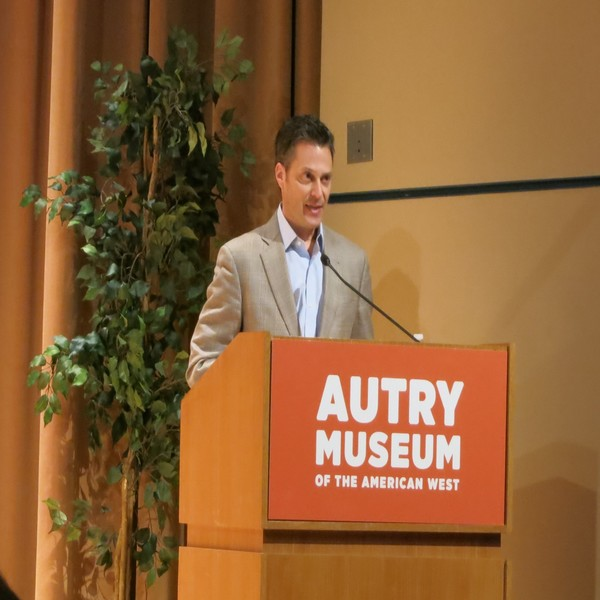 Autry Museum Jeremy Arnold Film Historian