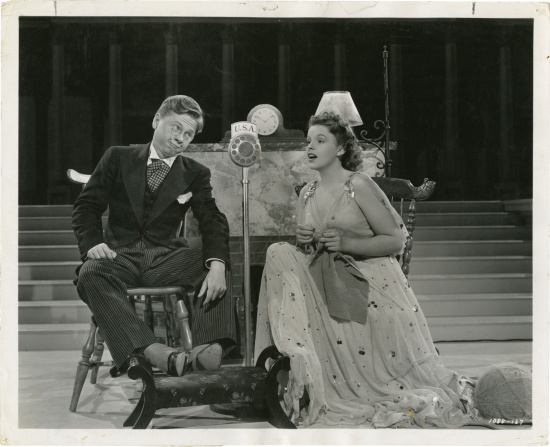 Babes in Arms (1939) Mickey Rooney and Judy Garland