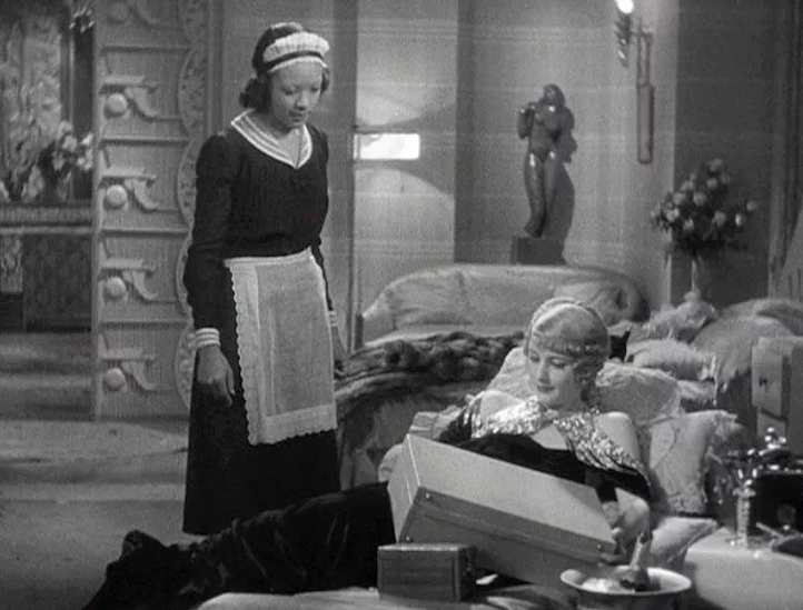 Baby Face (1933) Barbara Stanwyck Chico Theresa Harris