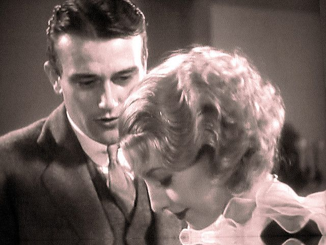 Baby Face (1933) John Wayne and Barbara Stanwyck