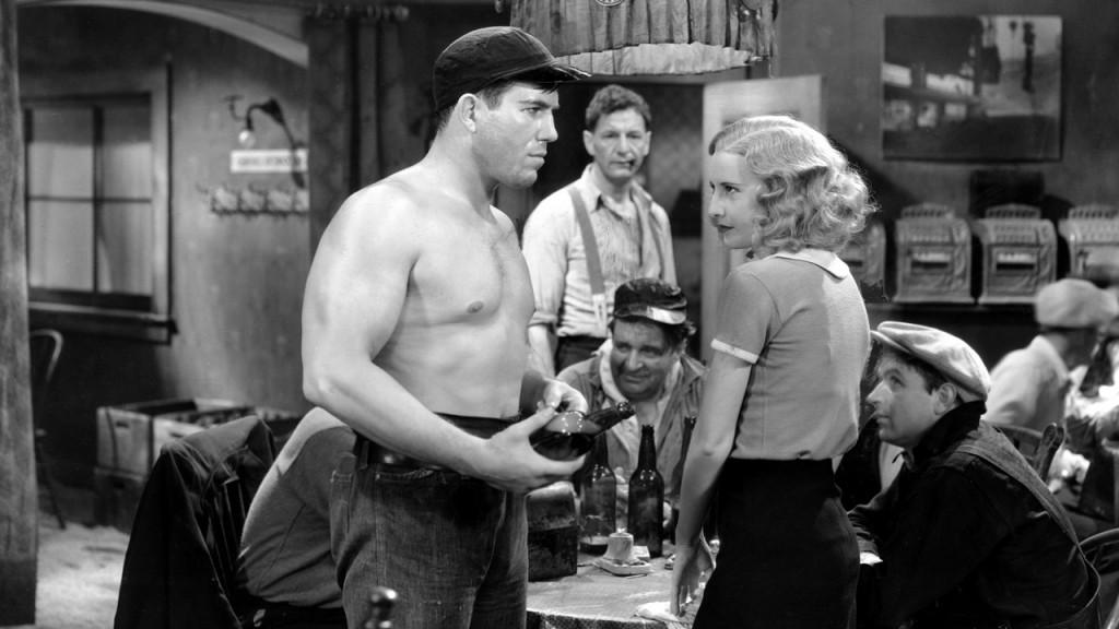 Baby Face (1933) Barbara Stanwyck Nat Pendleton