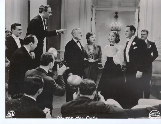 Broadway Serenade (1939) Jeanette MacDonald Lew Ayres