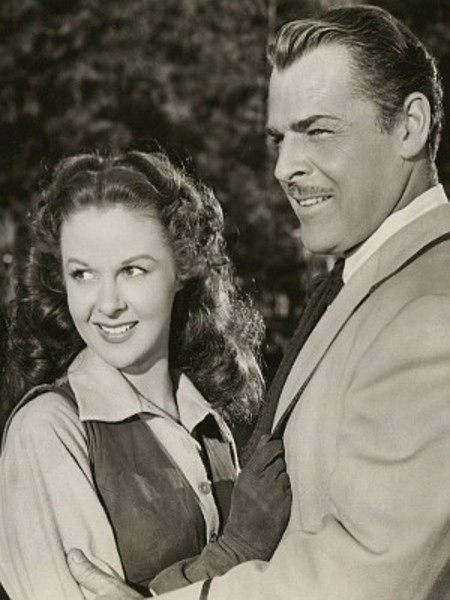 Canyonn Passage (1946) Brian Donlevy and Susan Hayward