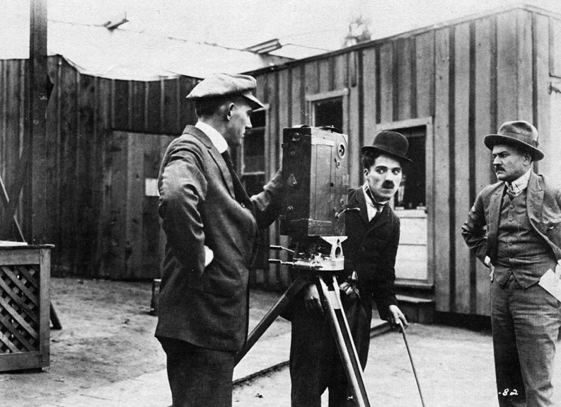 Charlie Chaplin, Kid Auto Races at Venice (1914)