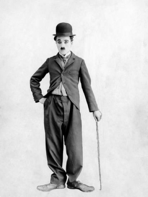 Charlie Chaplin Signature Outfit
