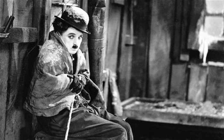 Charlie Chaplin The Gold Rush (1925)