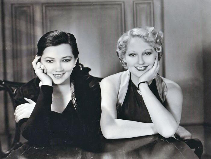 Patsy Kelly and Thelma Todd