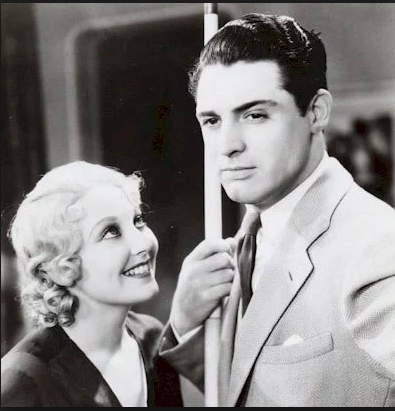 Thelma Todd Cary Grant This is the Night (1932)